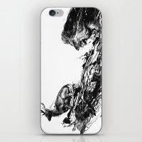 Intense Chasing iPhone & iPod Skin