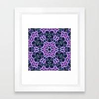 Lavender and Ivy Framed Art Print