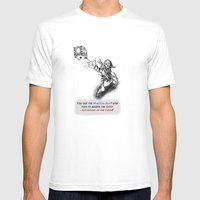 You Found The Magical Bo… Mens Fitted Tee White SMALL