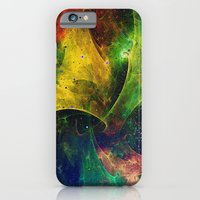 iPhone & iPod Case featuring Blanket of Stars 2 by Klara Acel