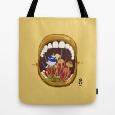 Untitled Mouth  Tote Bag