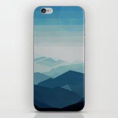 Blue Mountain iPhone & iPod Skin