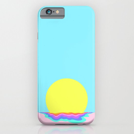 Into the Sunrise iPhone & iPod Case