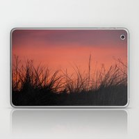 The Orange Sky. Laptop & iPad Skin