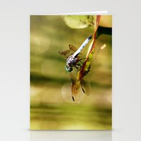 Dragonfly 01 Stationery Cards