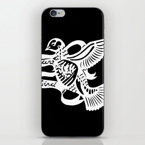Rare Bird iPhone & iPod Skin