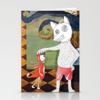 Little Red Riding Hood I… Stationery Cards