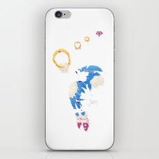 The Lord Of The Rings iPhone & iPod Skin