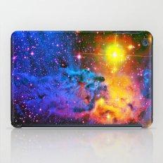 Fox Fur Nebula II iPad Case