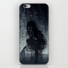 Nocturne iPhone & iPod Skin