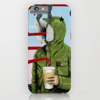 Caffeine Boost iPhone 6 Slim Case