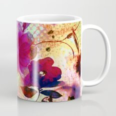 flowers and light Mug