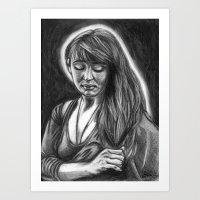 Naomi Art Print