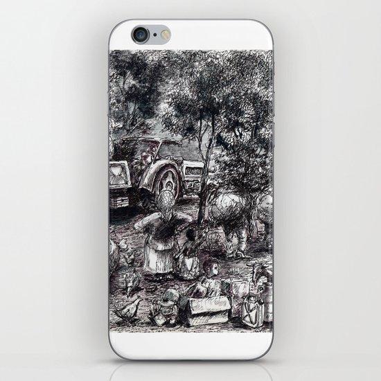 çukurova iPhone & iPod Skin