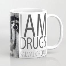 I Am Drugs ( Salvador Da… Mug