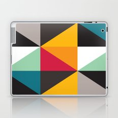 Triangles # 2 Laptop & iPad Skin