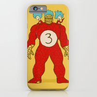 iPhone & iPod Case featuring 3 Things by Phil Jones
