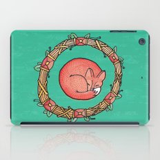 A Dreaming Fox iPad Case