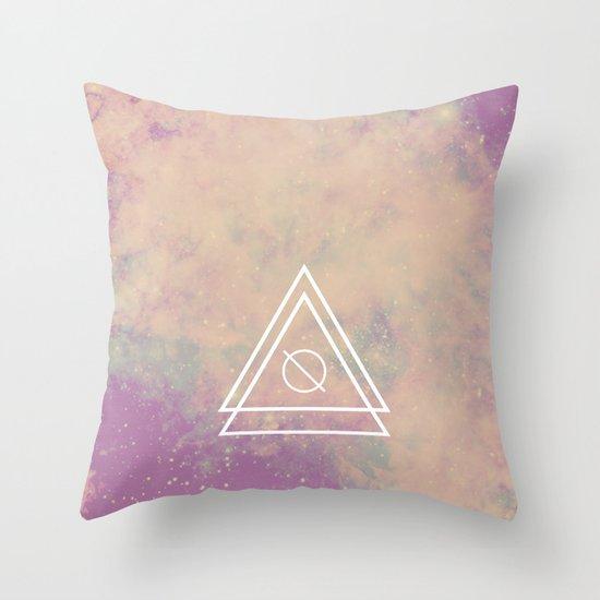 Space Bound Throw Pillow