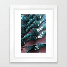 934 Fractal Framed Art Print
