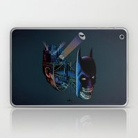 destructured hero#1 Laptop & iPad Skin