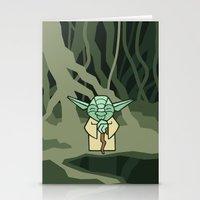 EP5 : Yoda Stationery Cards