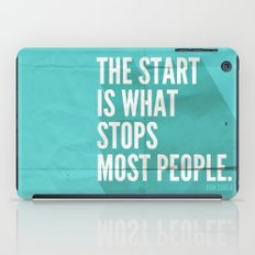 The Start iPad Case