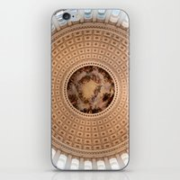 Rotunda  iPhone & iPod Skin
