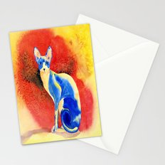Sphynx Cat #3 Stationery Cards