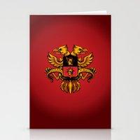 Crest De Chocobo Stationery Cards
