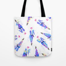 Berry Lemon Twist Tote Bag