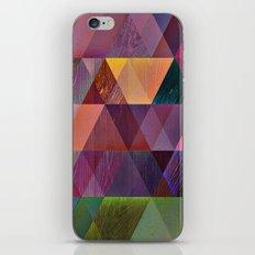 wwwd&pylp iPhone & iPod Skin