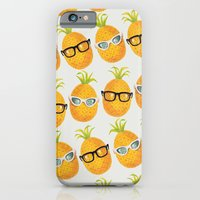 Pineapple Party! iPhone 6 Slim Case