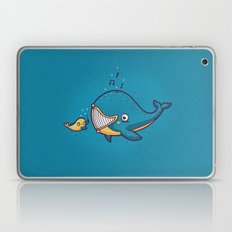 Whale song Laptop & iPad Skin