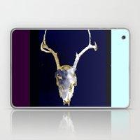 Skull Dye Laptop & iPad Skin