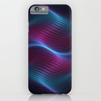iPhone & iPod Case featuring Wavy One by Lyle Hatch