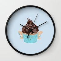 Fairy Cake Wall Clock