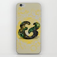 Ampersand Series - Cooper Std Typeface iPhone & iPod Skin