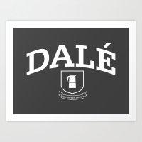 DALÉ Art Print