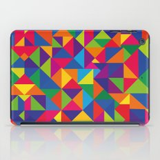 Cores iPad Case