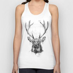 DARK DEER Unisex Tank Top