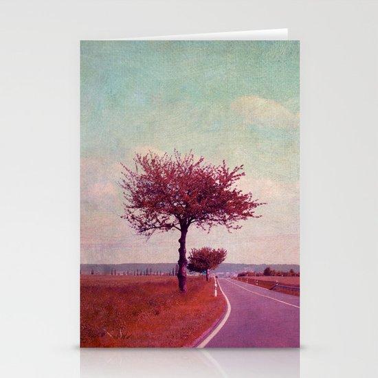 summer & sun Stationery Card