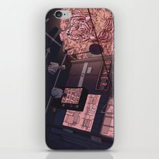 Hallucinations, Of Anger… iPhone & iPod Skin