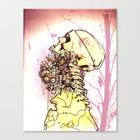 Mourning Dew Canvas Print