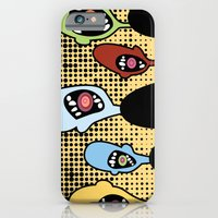 iPhone & iPod Case featuring Screamers by Jaina Hill-Rodriguez