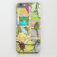 iPhone & iPod Case featuring Iphone Case8 by Cathy Bluteau of Cathy Michaels Design