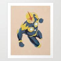 Nova Prime Art Print