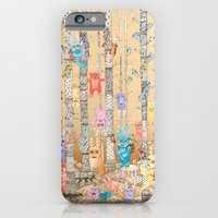 Monster forest iPhone 6 Slim Case