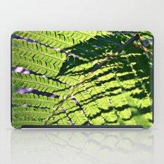 Summer Fern in Sunny Dreams iPad Case