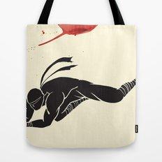 Ninja! Heads will roll! Tote Bag